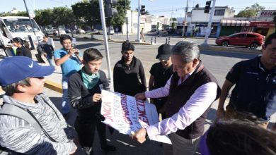 Photo of Dialogan con comunidad estudiantil
