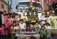 Photo of Calendario de peregrinaciones en Irapuato; toma precauciones