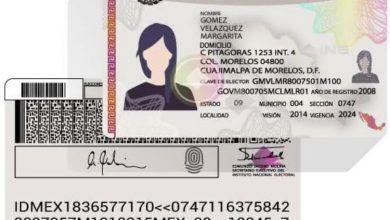 Photo of Habrá nueva credencial para votar con 24 elementos de seguridad