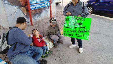 Photo of Dagoberto y Victoria, junto con sus hijos, no pasarán una Navidad común