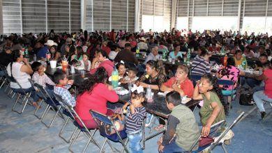 Photo of Familias neopoblanas conviven en Posada Navideña organizada por Autoridades y H. Ayuntamiento