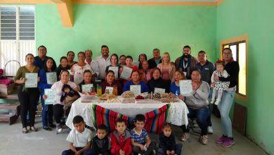 Photo of Se certifican 24 habitantes del platanar en curso de elaboración de botanas