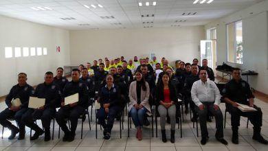 Photo of Entregan constancias en materia de derechos humanos a elementos de seguridad pública y movilidad y transporte