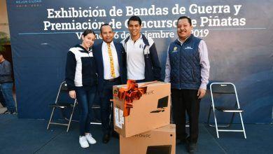 Photo of Premian a participantes de concursos de piñatas