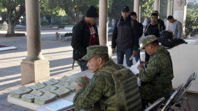 Photo of Llaman a jóvenes a cumplir con servicio militar