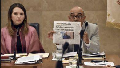 Photo of Síndico exhortó a contralor de Salamanca separarse de su cargo