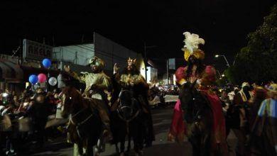 Photo of Melchor, Gaspar y Baltazar cabalgan con magia en Irapuato
