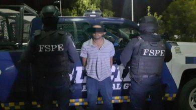 Photo of FSPE detiene en Irapuato a 8 integrantes de un grupo Elite criminal