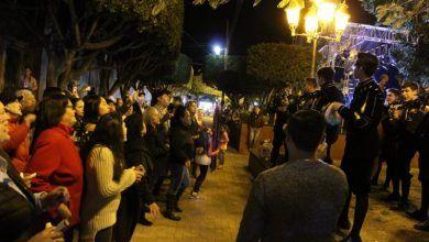 Photo of Música y cultura  en las fiestas de La Candelaria en Pueblo Nuevo