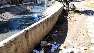 Photo of El Río Huáscato se convierte en un basurero