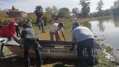 Photo of Realizan limpieza en el Río Lerma