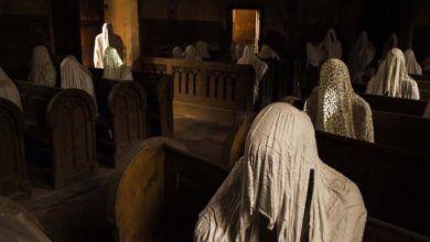 """Photo of Misas de muertos en el Templo de """"San Francisquito"""""""