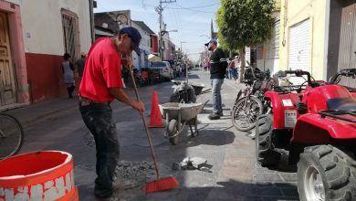 Photo of Brinda municipio mantenimiento integral a vialidades primarias