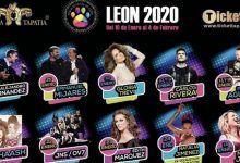 Photo of Estos serán los artistas que se presentarán en la Feria de León 2020