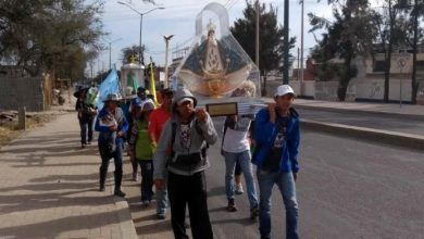 Photo of A partir de este viernes Guanajuato espera el paso de 400 mil peregrinos