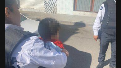 Photo of Rescatan a bebé en presunto abandono