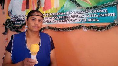 """Photo of Las Nieves """"El Popo"""" famosas por su sabor"""
