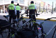 Photo of Implementan Vigilancia Vial Grupo de Tránsito en Bicicleta