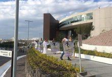 Photo of Familiares y amigos de Cinthya Ibarra se manifiestan en Querétaro