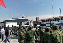Photo of Inaugura AMLO cuartel de la Guardia Nacional en Pénjamo