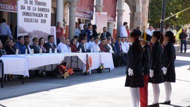 Photo of Primarias participan en demostración de Escoltas