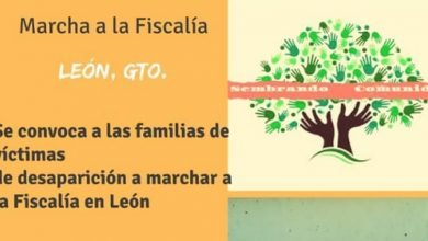 Photo of Invitan a marcha por desaparecidos en la ciudad de León