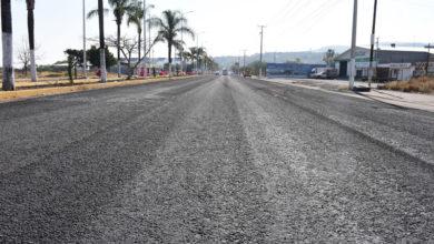 Photo of Avanza rehabilitación de Boulevard Guerrero en Abasolo