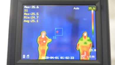 Photo of SSG incrementa capacidad para detectar a posibles contagiados por Covid-19 con 5 cámaras termográficas más