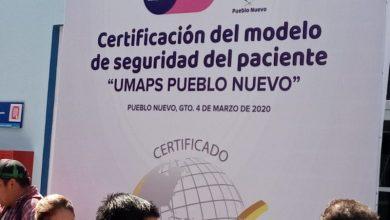 Photo of Llevan Certificación del Modelo de Seguridad del Paciente a Pueblo Nuevo