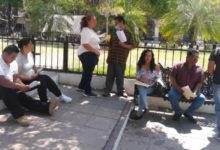 Photo of «Nos hemos quedado sin empleo»: tianguistas solicitan apoyo a gobierno