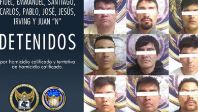 Photo of Captura en Querétaro a 9 presuntos responsables del multihomicidio al Negro´s Bar, en Celaya