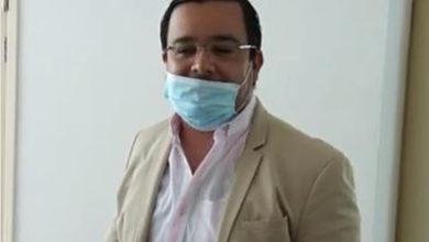 Photo of Mandan a revisión médica a  diputado y da negativo a virus