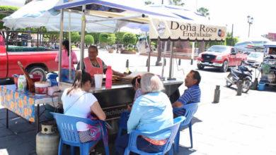 """Photo of Las Famosas Enchiladas de """"Doña Rosa"""" en Cuerámaro"""