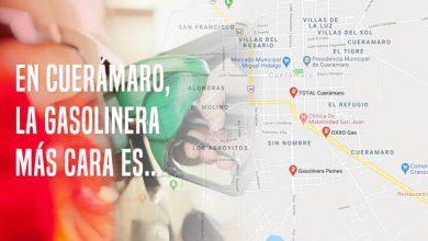 Photo of En Cuerámaro, la gasolinera más cara es…