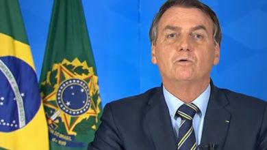 Photo of Bolsonaro critica las medidas de confinamiento y compara el covid-19 con un «resfriadito»