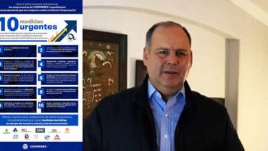 Photo of Presidente AMLO actué yaaaaaa: COPARMEX
