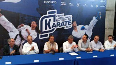 Photo of Llega XXVIII Campeonato Nacional de Karate 2020 en Irapuato