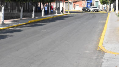 Photo of Avenida Las Margaritas, Obra para el Desarrollo de Abasolo