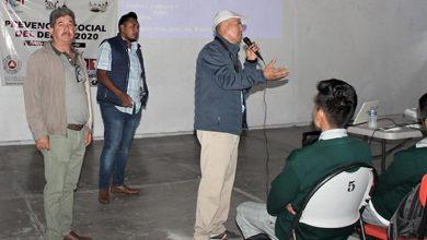 Photo of Ofrecen pláticas de prevención a estudiantes de secundaria