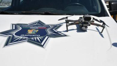 Photo of Usarán drones en contingencia sanitaria