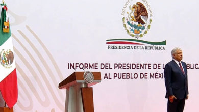 """Photo of AMLO presenta un informe repetitivo y """"sin esperanza"""""""