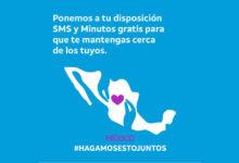 Photo of AT&T, Telcel y Movistar llamadas y mensajes GRATIS