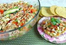 Photo of Receta: Ceviche de soya