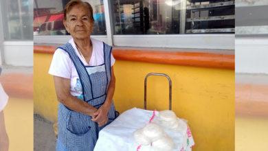 Photo of La señora Juana elabora quesos de rancho y vive de sus ventas, pero la situación le esta afectando